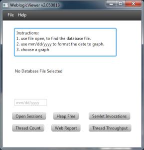 WeblogicViewer